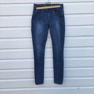 Gap Jeans 4R skinny legging jeans